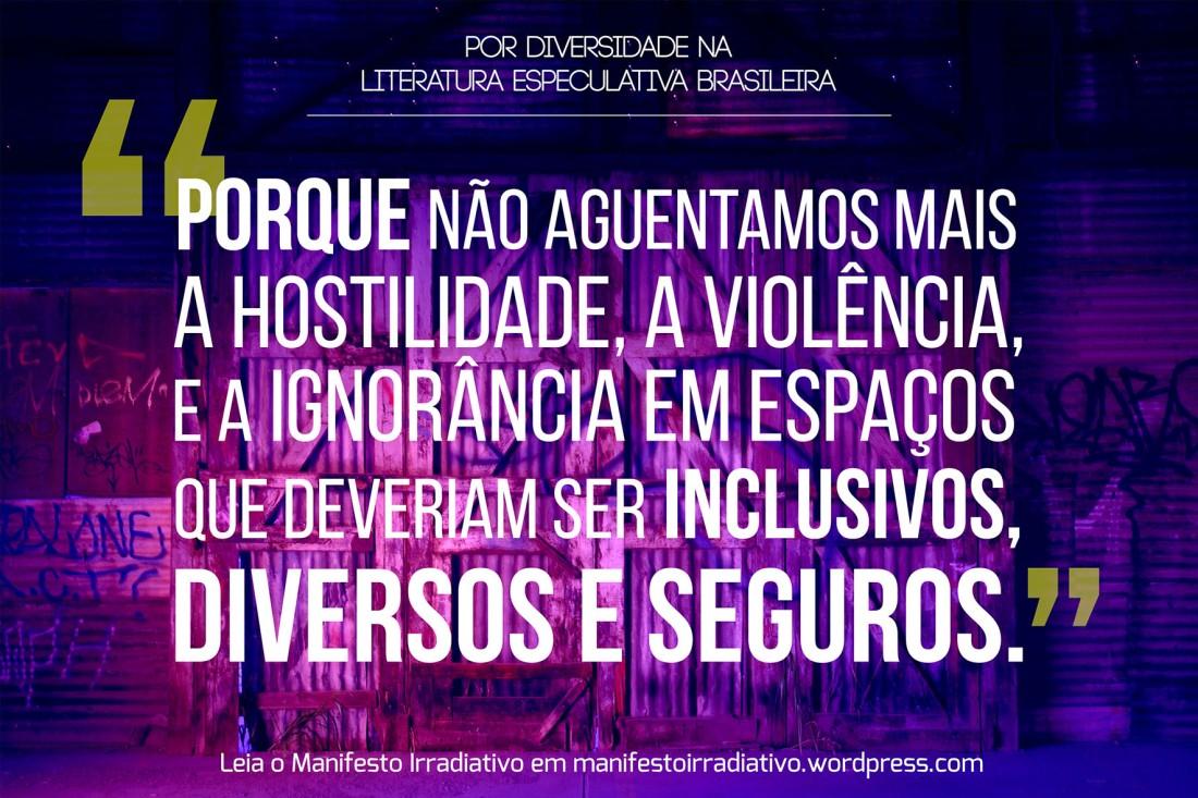 Manifesto Irradiativo - Poster 1 - S