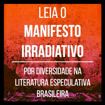 Manifesto Irradiativo - Selo - Leia